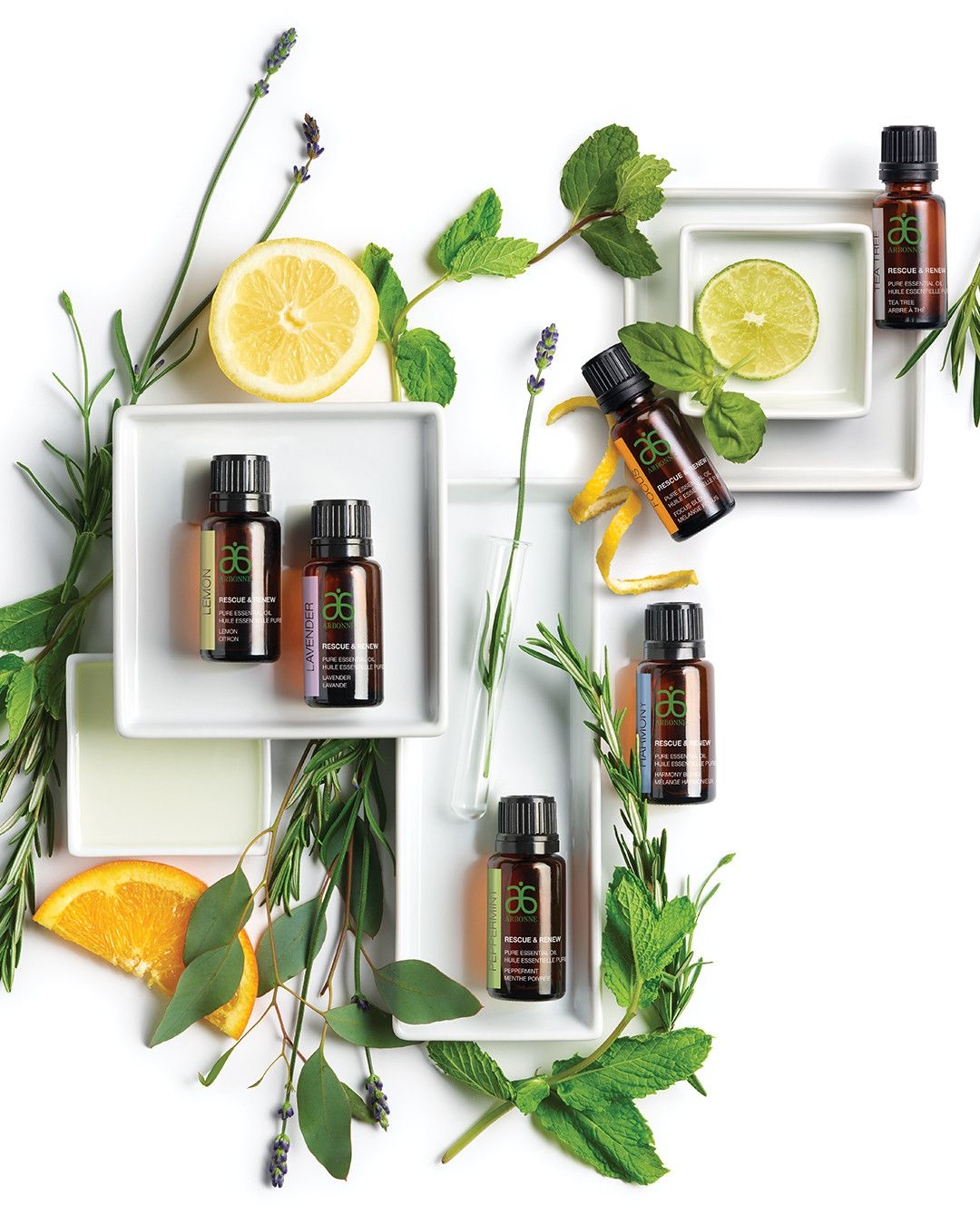 Pure Essential Oils by Arbonne